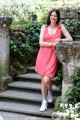 Photo:INSIDE/GB Roma 13/07/2010 La scrittrice e modella americana MISHNA WOLFF