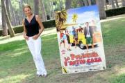 foto:IPP/Gioia Botteghi Roma 03/08/2010 Presentazione del film LA POLINESIA E SOTTO CASA, nella foto: Giuditta Saltarini