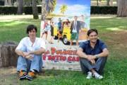 foto:IPP/Gioia Botteghi Roma 03/08/2010 Presentazione del film LA POLINESIA E SOTTO CASA, nella foto: i due registi Andrea Goroni e Saverio Smeriglio