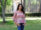 foto:IPP/Gioia Botteghi Roma 03/08/2010 Presentazione del film LA POLINESIA E SOTTO CASA, nella foto: Alessia Raccichini