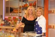 Foto/IPP/Gioia Botteghi Roma 10/09/2010 ritorno di Antonella Clerici alla programma La prova del cuoco, nella foto con Anna Moroni