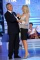 Foto IPP/Gioia Botteghi  Roma 13/09/2010 _ prima puntata de' La vita in diretta, su raiuno, conduttori Mara Venier e Lamberto Sposini