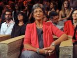 Foto IPP/Gioia Botteghi  Roma 14/09/2010 _ prima puntata di Ballarò, nella foto Anna Finocchiaro