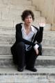 Foto IPP/Gioia Botteghi  Roma 15/09/2010 _ presentazione della fiction LA LADRA, nella foto Veronica Pivetti