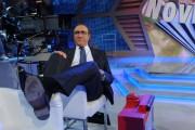 Foto IPP/Gioia Botteghi  Roma 20/09/2010 _ prima puntata di raitre, NOVECENTO, nella foto Pippo Baudo