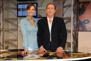 Foto IPP/Gioia Botteghi  Roma 23/09/2010 _ A PRESCINDERE nuovo programma di raitre in onda la mattina alle 11,00 tutti i giorni nella foto i conduttori Eva Crosetta e Michele Mirabella