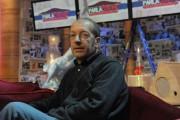 Foto IPP/Gioia Botteghi  Roma 27/09/2010 _ conferenza stampa del programma di raitre, PARLA CON ME, nella foto Dario Vergassola