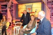 Foto/IPP/Gioia Botteghi Roma 28/09/2010 Maurizio Costanzo torna con la trasmissione Bontà Loro, Rai