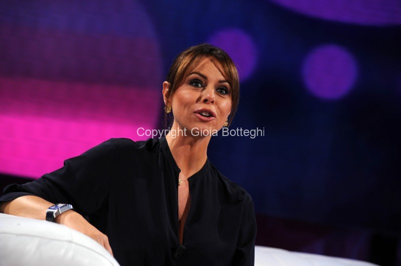 Foto IPP/Gioia Botteghi  Roma 29/09/2010 Paola Perego presenta la sua nuova trasmissione su raidue SE A CASA DI PAOLA, ore 15,00 tutti i giorni