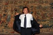 Foto/IPP/Gioia Botteghi Roma 30/09/2010 conferenza stampa di Domenica in, nella foto:Massimo Giletti