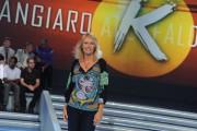 Foto/IPP/Gioia Botteghi Roma 03/10/2010 Prima puntata di Kilimangiaro, nella foto Licia Colò