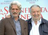 Foto/IPP/Gioia Botteghi Roma 04/10/2010 Presentazione del film di Pupi Avati, UNA SCONFINATA GIOVINEZZA, nella foto:  Fabrizio Bentivoglio