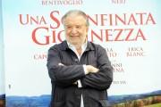 Foto/IPP/Gioia Botteghi Roma 04/10/2010 Presentazione del film di Pupi Avati, UNA SCONFINATA GIOVINEZZA, nella foto