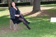 Foto/IPP/Gioia Botteghi Roma 04/10/2010 Presentazione del film di Pupi Avati, UNA SCONFINATA GIOVINEZZA, nella foto: Serena Grandi