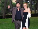 Foto/IPP/Gioia Botteghi Roma 05/10/2010 Presentazione della fiction LE DUE FACCE DELL'AMORE, in onda su canale 5 in 6 puntate, nella foto: Nathalie Rapti Gomez, Lorenzo Flaherty