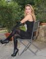 Foto/IPP/Gioia Botteghi Roma 05/10/2010 Presentazione della fiction LE DUE FACCE DELL'AMORE, in onda su canale 5 in 6 puntate, nella foto:  Lola Ponce
