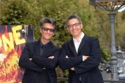10 foto Roma12/10/2010 Presentazione del film musicale PASSIONE, regia di John Turturro, con Rosario Fiorello, Beppe Servillo e Raiz