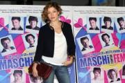 Foto/IPP/Gioia Botteghi Roma 22/10/2010 presentazione del film Maschi contro femmine, nella foto: Sarah Felberbaum