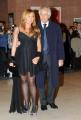 Foto/IPP/Gioia Botteghi Roma 27/10/2010 preserata d'inizio Festival, nella foto: con la figlia Giada