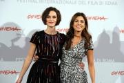 Foto/IPP/Gioia Botteghi Roma 28/10/2010 Festival del Cinema Di Roma, Last Night, nella foto: Eva Mendes e Keira knightley