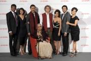 Foto/IPP/Gioia Botteghi Roma 31/10/2010 Festival del Cinema Di Roma, Gangor, nella foto: Il cast