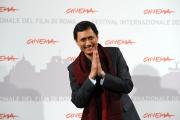 Foto/IPP/Gioia Botteghi Roma 31/10/2010 Festival del Cinema Di Roma, Gangor, nella foto: Dibang