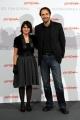 Foto/IPP/Gioia Botteghi Roma 31/10/2010 Festival del Cinema Di Roma, La scomparsa di Patò, nella foto: Mortellini  Alessandra, con Neri Marcore