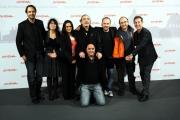 Foto/IPP/Gioia Botteghi Roma 31/10/2010 Festival del Cinema Di Roma, La scomparsa di Patò, nella foto:il cast