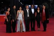 Foto/IPP/Gioia Botteghi Roma 31/10/2010 Festival del Cinema Di Roma, Red Carpet Gangor, nella foto: Italo Spinelli con il cast