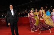 Foto/IPP/Gioia Botteghi Roma 31/10/2010 Festival del Cinema Di Roma,red Carpet del film, My name is Khan con il famosissimo attore indiano Shah Rukh Khan