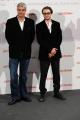 Foto/IPP/Gioia Botteghi Roma 3/11/2010 Festival del Cinema Di Roma, Boardwalk Empire con Michael Pitt con il direttore generale di sky cinema Italia Nils Hartmann