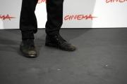 Foto/IPP/Gioia Botteghi Roma 3/11/2010 Festival del Cinema Di Roma, Boardwalk Empire con Michael Pitt  (scarpe)