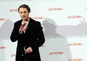 Foto/IPP/Gioia Botteghi Roma 3/11/2010 Festival del Cinema Di Roma, Boardwalk Empire con Michael Pitt