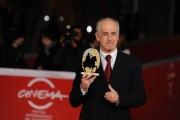 Foto/IPP/Gioia Botteghi Roma 5/11/2010 premi del festival del cinema di Roma: film una vita tranquilla miglior attore Tony Servillo