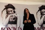 Foto/IPP/Gioia Botteghi Roma 6/11/2010 Monica Bellucci presenta il suo libro fotografico