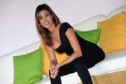 Foto/IPP/Gioia Botteghi Roma 12/11/2010visita sul set del film SE SEI COSI, TI DICO SI, nella foto: Belen Rodriguez