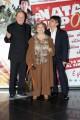 Foto/IPP/Gioia Botteghi Roma 24/11/2010 presentazione del film A Natale mi sposo, nella foto:  Valeria Valeri con Boldi e Salemme