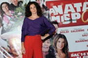 Foto/IPP/Gioia Botteghi Roma 24/11/2010 presentazione del film A Natale mi sposo, nella foto: Teresa Mannino