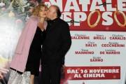 Foto/IPP/Gioia Botteghi Roma 24/11/2010 presentazione del film A Natale mi sposo, nella foto:Nancy Brilli Boldi
