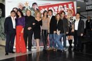 Foto/IPP/Gioia Botteghi Roma 24/11/2010 presentazione del film A Natale mi sposo, nella foto: il cast