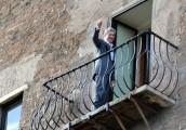 Foto/IPP/Gioia Botteghi Roma 4/12/2010 presentazione del concerto di capodanno ai fori imperiali a Roma con Claudio Baglioni in onda in diretta sulla rai