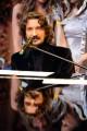 Foto/IPP/Gioia Botteghi Roma 6/12/2010 registrazione di i fatti vostri speciale oroscopo, nella foto:   l'ospite Sergio Cammariere