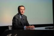 Foto/IPP/Gioia Botteghi Roma 12/12/2010 Gianfranco Fini ospite della trasmissione _In mezz'ora_ raitre condotto da Lucia Annunziata