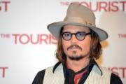 Foto/IPP/Gioia Botteghi Roma 15/12/2010 presentazione del film The Tourist, nella foto: Johnny Depp