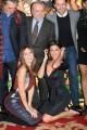 Foto/IPP/Gioia Botteghi Roma 16/12/2010 presentazione del film Natale in Sud Africa, nella foto: Belen Rodriguez, Serena Autieri Aurelio De Laurentis