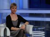 Foto/IPP/Gioia Botteghi Roma 20/12/2010 puntata di porta a porta con  la deputata Alessia Mosca PD