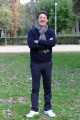 Foto/IPP/Gioia Botteghi Roma 21/12/2010 presentazione della fiction mediaset _ UN CANE PER DUE_ con Giorgio Tirabassi