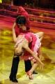Foto IPP/Gioia Botteghi Roma 9/01/10 prima puntata di BALLANDO CON LE STELLE, nella foto: Benedetta Valanzano e Dmitry Pachomov