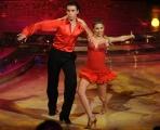 foto:IPP/Gioia Botteghi Roma 20/03/2010 Finale di Ballando con le stelle raiuno, Benedetta Valazano Dima Pakhomov
