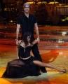foto:IPP/Gioia Botteghi Roma 20/03/2010 Finale di Ballando con le stelle raiuno, Raz Degan e Samanta Togni